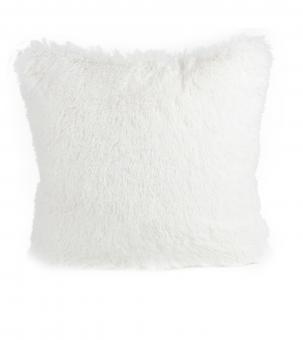 Dekokissen Chubby 50x50 cm | Bright White | inklusive Füllkissen
