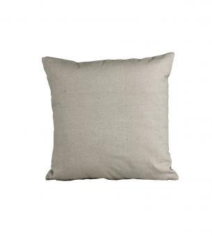 dekokissen tribeco 50x50 50x50 cm silver ohne f llkissen. Black Bedroom Furniture Sets. Home Design Ideas
